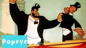 Phim Hoạt Hình] Thuỷ Thủ Popeye Tranh Cử Tổng Thống