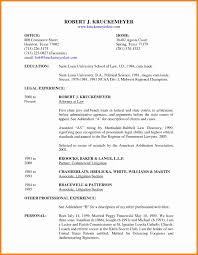 Referee In Resume 100 litigation attorney resume how to make a cv 34