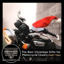 motowitch list for motorcycle part two triumph bonneville t100 outside irish castle with santa