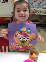 Local News: Your News - Your Day: Silly monster project creation (9/28/17)  | Delta Dunklin Democrat