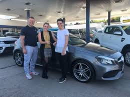 Wigan Athletic's Peter Atherton collecting his daughter Amie's new ...
