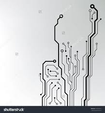Circuit Board Design Circuit Board Pattern Abstract Technology Circuit Board