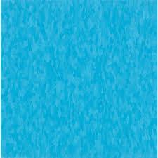 blue standard excelon commercial vinyl tile 45 sq ft case