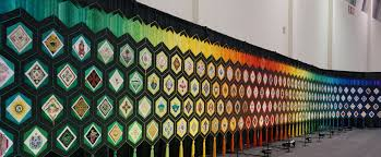 Quilt of Belonging   campshaws & Canada's rich cultural heritage is represented by each of the 263 blocks,  depicting a country, or one of the Canadian aboriginal groups that comprise  Canada ... Adamdwight.com