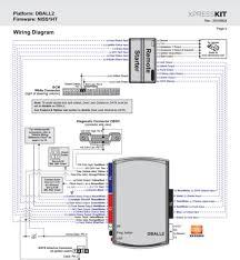dei dball2 remote start install using oem fob 2017 tacoma push Dball2 Wiring Diagram Dball2 Wiring Diagram #37 xpresskit dball2 wiring diagram