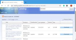 net framework 4 8 and 3 5 windows 10 1909