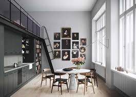 Eettafel In Een Woonkamer Met Open Keuken Inrichting Huiscom
