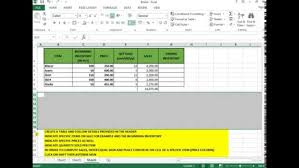 How To Create An Inventory Spreadsheet In Excel How To Create An Inventory List In Excel With Pictures Wikihow Make