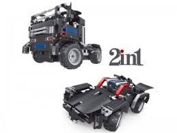 Радиоуправляемый конструктор <b>Qihui</b> Mechanical Master 2 в 1 ...