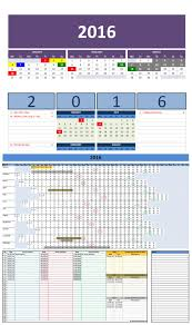 Free Office Calendar Free 24 Excel Calendars Template 1