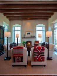 New Design Of Living Room Santa Fe New Mexico Adobe Home Southwestern Decorating Ideas