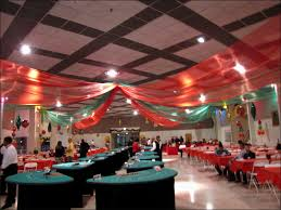 office christmas party decorations. Lake Mirror Christmas Ceiling Room Shot From JPG Party People Event Decorating Pany Company Office Decorations P