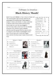 History Worksheets Full Screen Black High School Printable Music For
