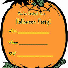Halloween Invitations Cards 17 Free Halloween Invitations You Can Print From Home