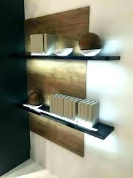 led glass shelf lighting glass shelf lighting living room wall shelves ideas with led lights living led glass shelf lighting