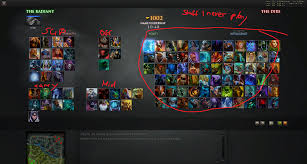 luxury list of heroes you never play dota2 cingular mobile solutions