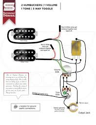 need help with coil split wiring 2 Humbucker 1 Volume 1 Tone Wiring click image for larger version name 2h_3g_1v_1t jpg views 50 size 2 humbucker 1 volume 1 tone wiring diagram