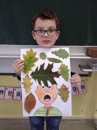 Základní A Mateřská škola Mendelova Podzimní účesy Z Listí