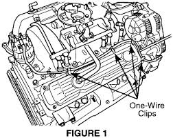 1979 ram 1500 the routing diagram of the sparkplug wires 5 2l coil wire routing figure 1 and 2