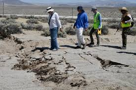 Find the perfect earthquake damage stock photos and editorial news pictures from getty images. California Earthquakes Caused 200 Million In Damage Report Says Wsj