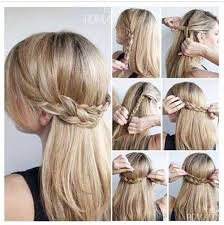 party hairstyles for straight hair 8