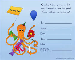 Birthday Invite Maker Free Kadil Carpentersdaughter Co