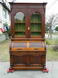 antique drop front secretary desk with hutch beautiful desks vintage gany desk antique drop front secretary