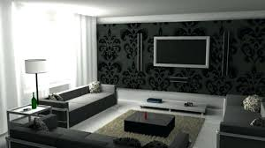 accent wall table round white gloss wood coffee table accent wall living room there is big accent wall table