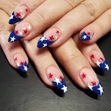 4th of july nails ideas for the special
