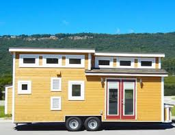 Small Picture It Looked Like A Normal Tiny House On Wheels Then I Saw What Was