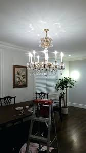 chandelier size for room is this chandelier size and height okay for my room correct size