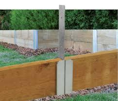 retain it fence bracket