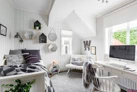 fresh scandinavian bedroom decor ideas