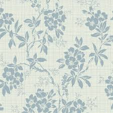 Vera Behang Blauw Van Sandberg Wallpaper Shop Online