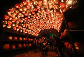 Freeport Maine Light Festival 5 Jack O Lantern Festivals You Need To See To Believe
