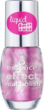 Essence Effect Nail Polish Lak Na Nehty 34 The Pink Bang 10 Ml