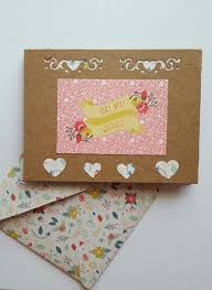Small Birthday Card And Matching Envelope Card Ideas