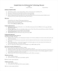 Phlebotomy Resume Example