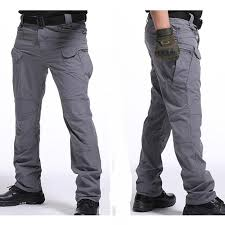 2019 <b>Spring IX9 Tactical Pants</b> Men <b>Combat Trousers</b> SWAT Army ...