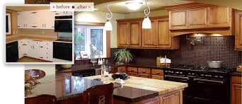 cabinet refacing before and after.  Cabinet Before U0026 After Photo Of Cabinet Refacing In Cabinet Refacing And