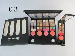 pro mac makeup 24 color eyeshadow kit cosmetics whole