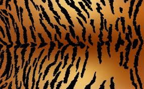 Tiger Pattern Amazing Free Printable Tiger Pattern Stencil Free Vector Download 4848