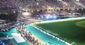 Паралимпийские игры Википедия Церемония открытия Паралимпийских игр 2004 года в Афинах