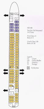 Delta Airlines Md 88 Seating Chart Mcdonnell Douglas Md 88 Jet Seat Map
