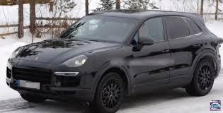 2018 porsche macan facelift. Modren 2018 2018 Porsche Macan Facelift Revealed On Porsche Macan Facelift