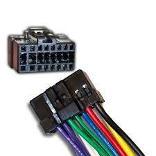 panasonic wiring harness wiring diagram and hernes new panasonic 16 pin car stereo wire harness radio power plug gray