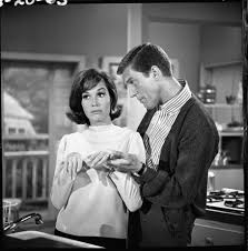 mary tyler moore 1963. Fine Tyler Dick Van Dyke And Mary Tyler Moore In  With Moore 1963 N