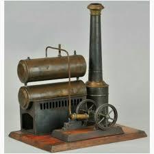 double boiler steam engine