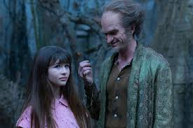 it s on a series of unfortunate events treated to small screen adaptation