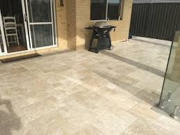 paving slabs without using chemicals